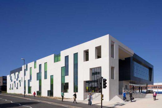 CitySpace University of Sunderland building