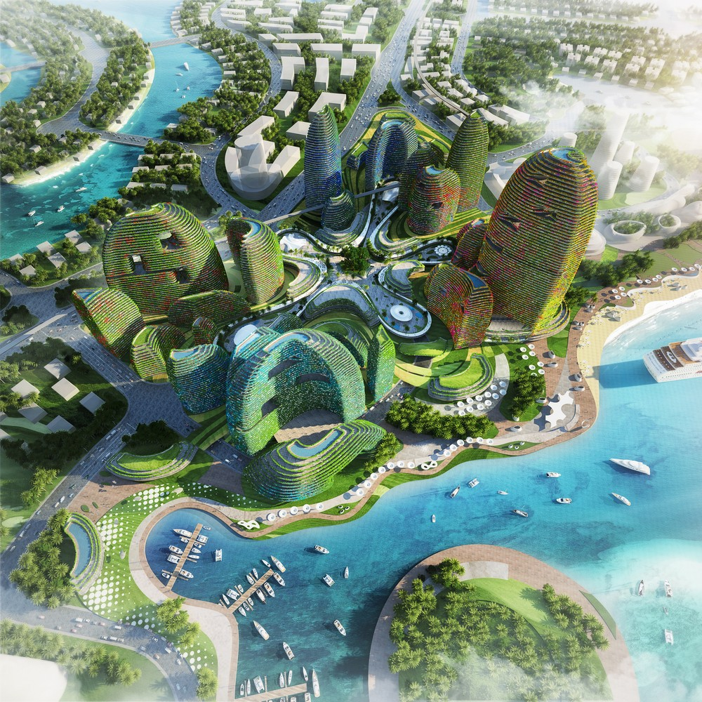 Country Garden Forest City In Malaysia E Architect