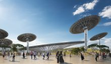 Expo 2020 Pavilion at Abu Dhabi Sustainability Week
