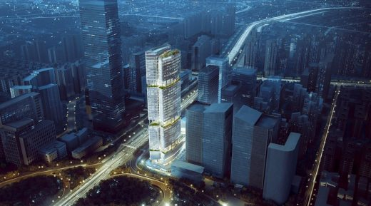 Gmond International Building in Shenzhen