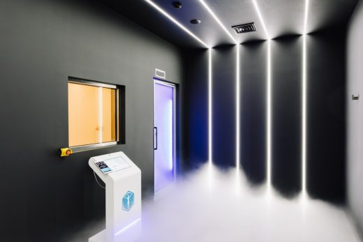 Gravity Cryotherapy Centre