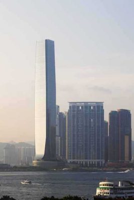 ICC Hong Kong building