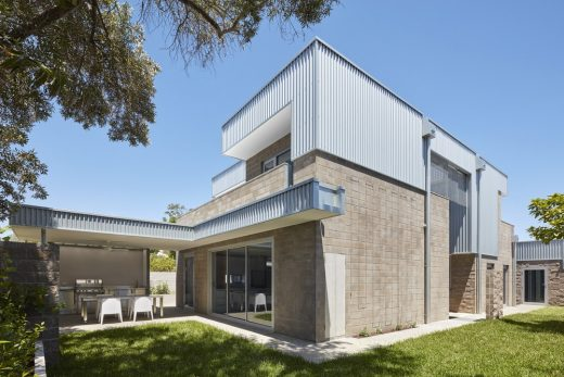 Lefroy Road House South Fremantle Property by Philip Stejskal Architecture