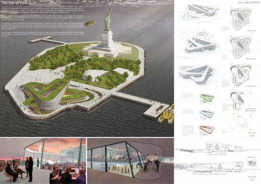 Liberty Museum New York Competition
