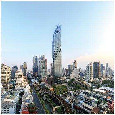 MahaNakhon tower building