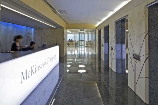 McKinsey & Company Offices Hong Kong