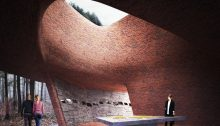 Museum of Hospitality Competition Belgian Monument
