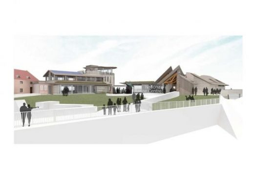 National Marine Centre in North Berwick Building Design