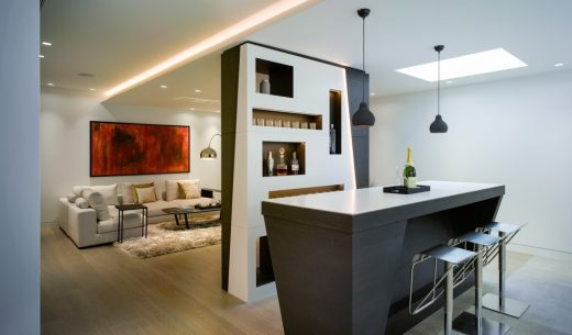 Contemporary North London property by Belsize Architects