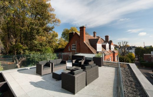 Contemporary North London property