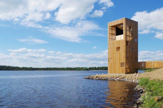 Periscope Tower Seinäjoki building