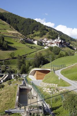 Punibach Hydroelectric Power Station