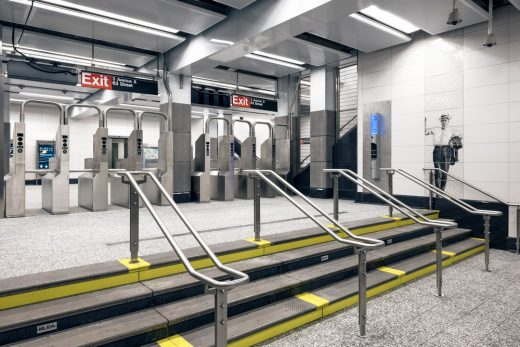 Second Avenue Subway New York City