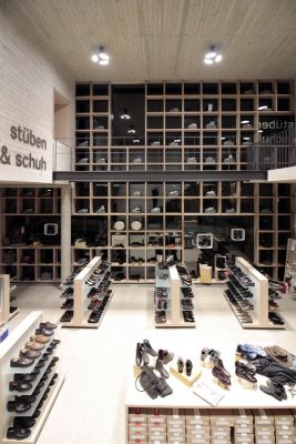 Shoe Shelve Shop