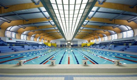 Sunderland Aquatic Centre Building