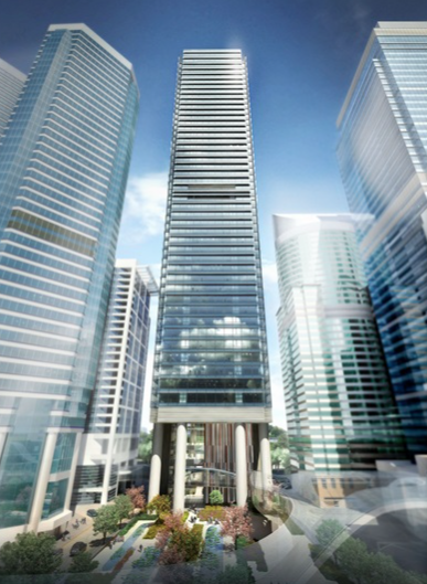 Taikoo Place Building E architect