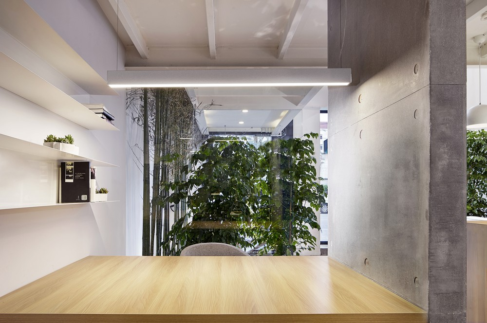 The Poetics of Slow Office Space