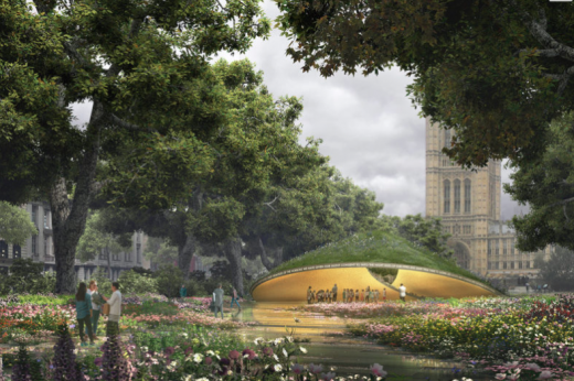 shortlisted design by Allied Works