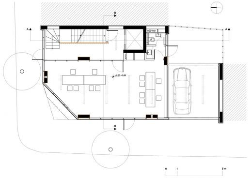 Bulgarian Commercial Property Development design by MMXX Architects