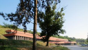 Vučedol Culture Museum Building