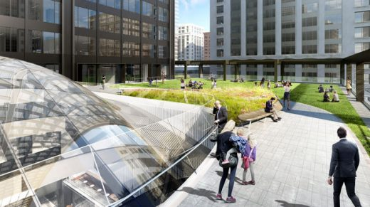 Willis Tower Building exterior