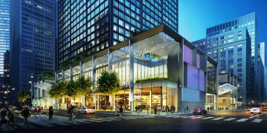 Willis Tower Building southwest corner