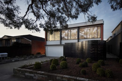 Writer's House in Caulfield