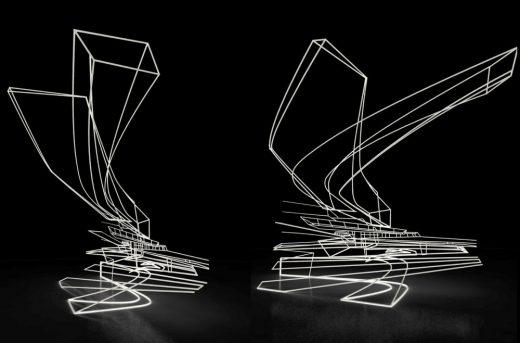 Zaha Hadid Exhibition