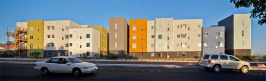 Nevada Housing by assemblageSTUDIO Architects