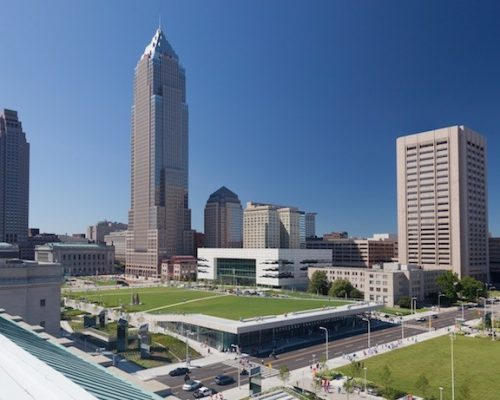 Cleveland Civic Core Complex
