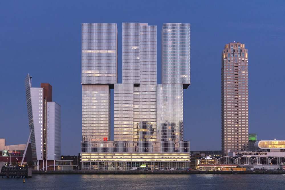 Rotterdam architects netherlands architecture studios e for Architecture rotterdam