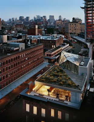 Diane von Furstenberg office building by WORKac