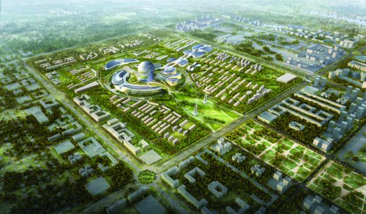 Astana Expo City Kazakhstan