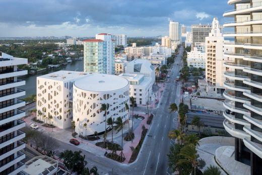 Faena District building by OMA