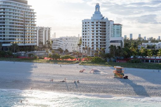 Faena District Miami building by OMA