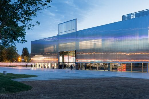 Garage Museum building by OMA