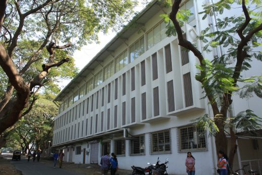Central Library of IIT Bombay