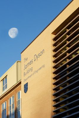James Dyson Building at University of Cambridge