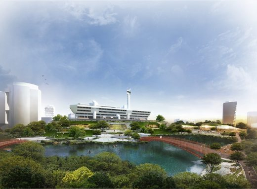 Jurong Lake District Masterplan