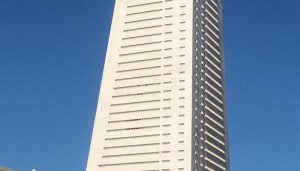 Central Bank of Kuwait tower