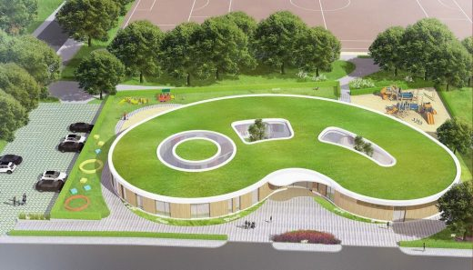 Lahnstein Kindergarten - German architecture news