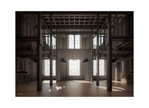 Mackintosh Library Restoration
