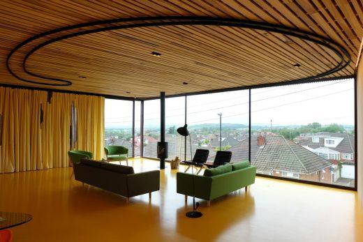 Maggie's Oldham interior | www.e-architect.com
