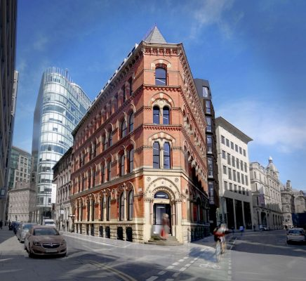 31 Booth Street Building
