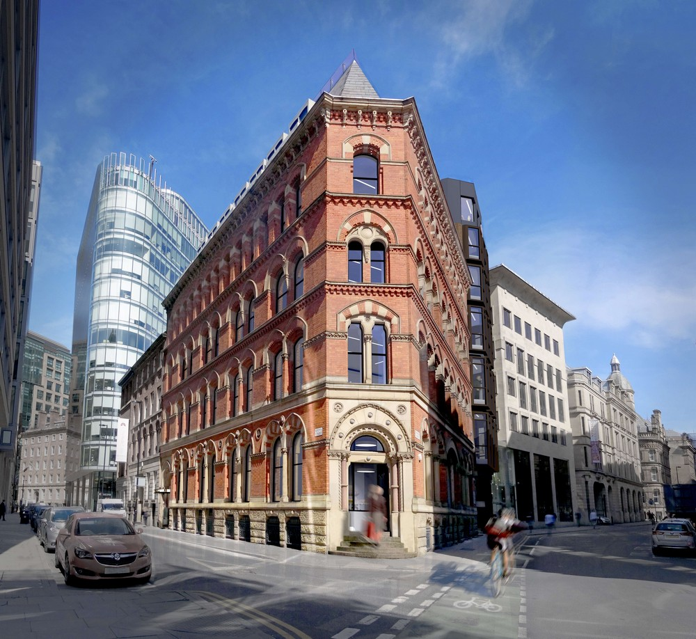31 booth street office building manchester e architect for House bulder