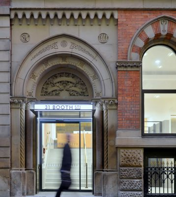 31 Booth Street Office Building Manchester