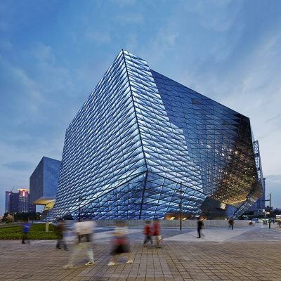 Museum of Contemporary Art and Planning Exhibition in Shenzhen