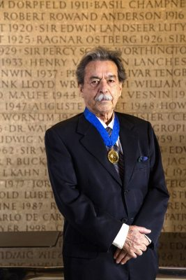 Paulo Mendes de Rocha Awarded Royal Gold Medal