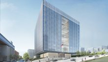United States Courthouse Los Angeles by SOM Architects