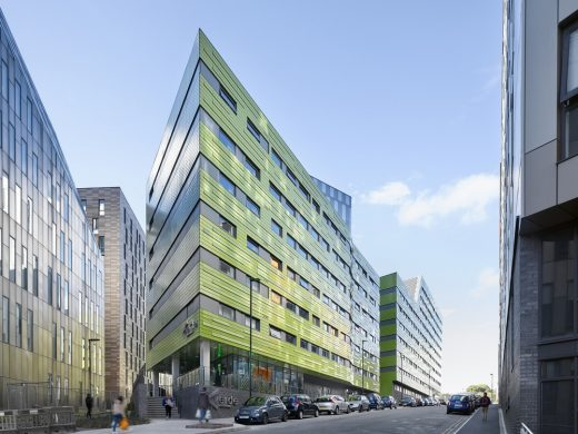 Verde Student Accommodation in Newcastle